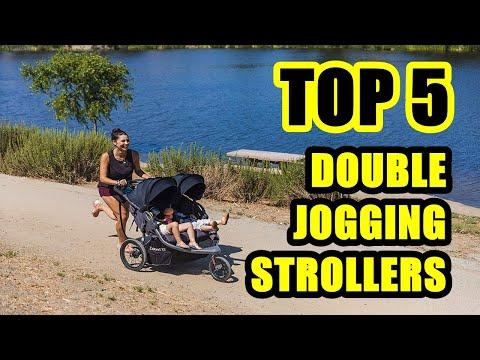 TOP 5: Best Double Jogging Stroller 2020 | Ideal for outdoor activities with babies