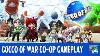 GOCCO OF WAR Co-op Gameplay (4 Players)