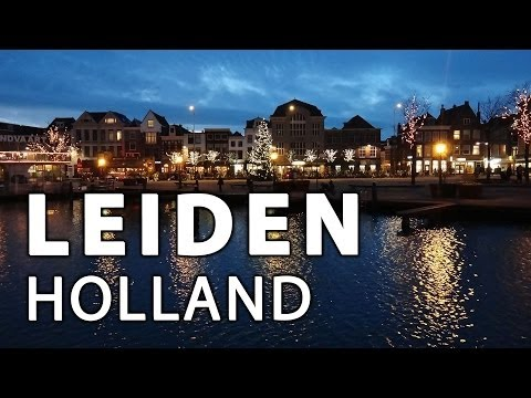 Best places to visit in Leiden
