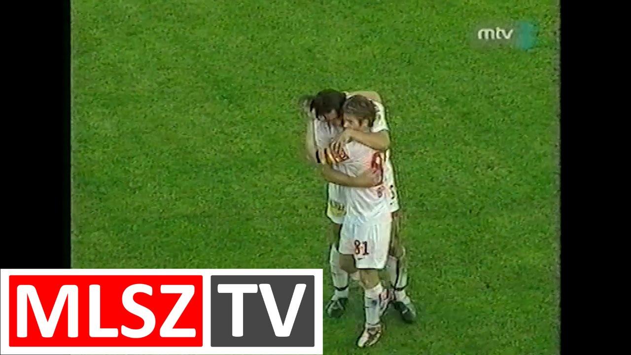 Debrecen-Újpest | 2-0 | 2003. 05. 24 | MLSZ TV Archív