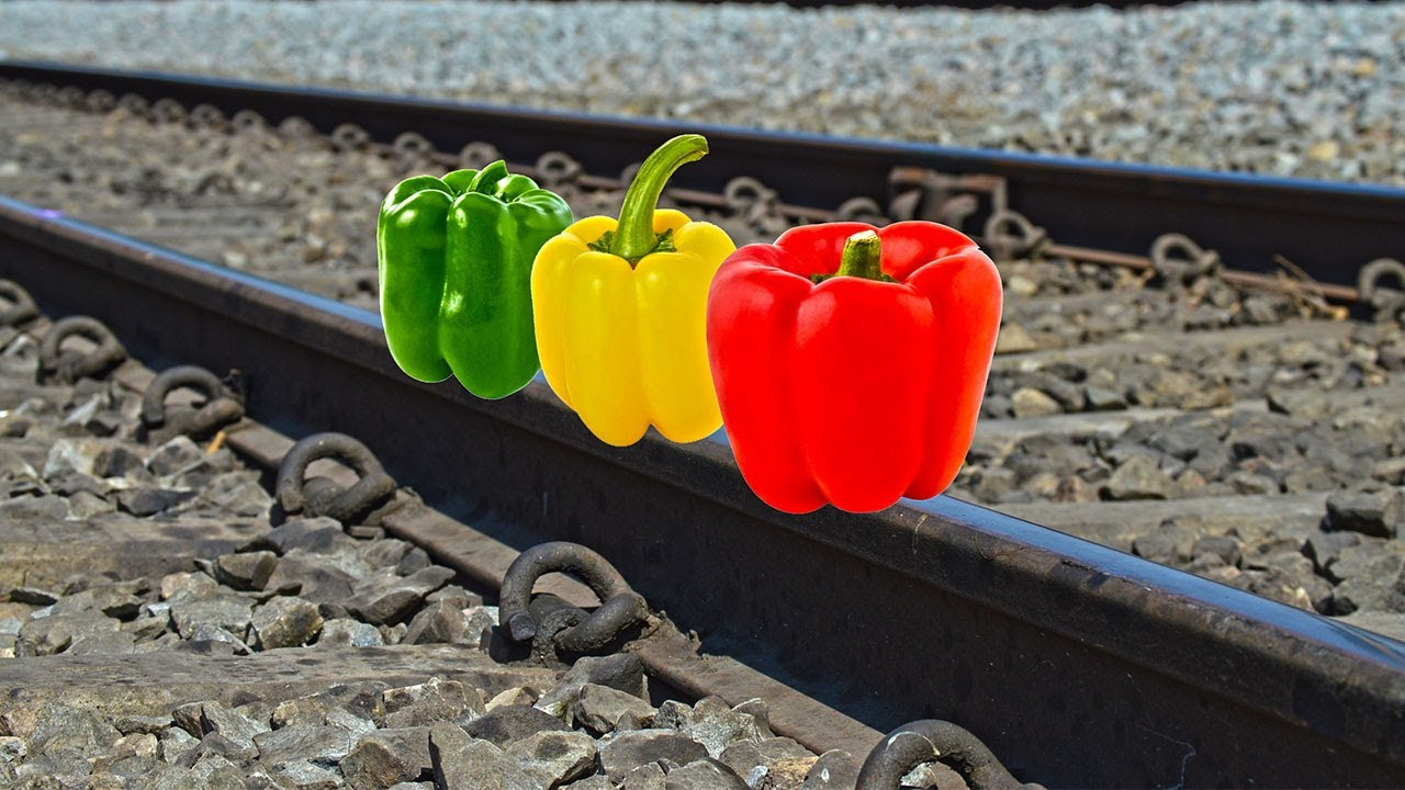 Train Vs Pepper Test