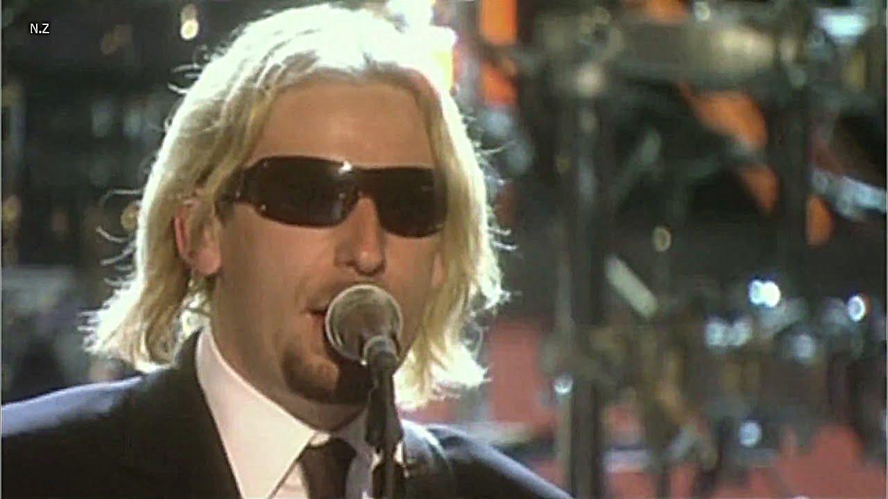 Nickelback Sharp Dressed Man 2007 Live Video Youtube