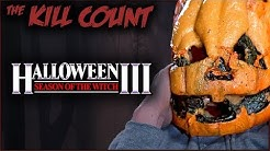 Halloween III: Season of the Witch (1982) KILL COUNT