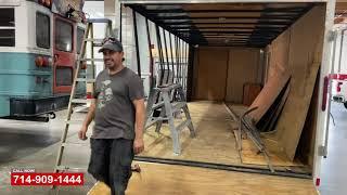 Trailer Collision Repair Shop Orange County