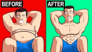 10 Best Exercises to Get Abs (At Home)