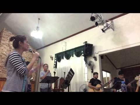 THROUGH IT ALL - solemn praise song- with chords and lyrics