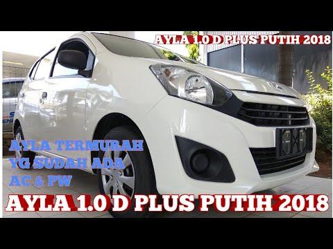 55+ Gambar Mobil Ayla Tipe M 2018 Gratis Terbaru