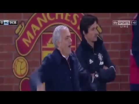 Man Utd vs Man city 1-0 Highlights 26-10-2016