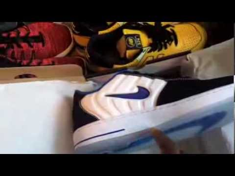 4cebb27c141a5 Nike AF1 Low CMFT Penny Hardaway review - YouTube