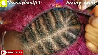FULL SEW IN NO CLOSURE / NO LEAVE OUT / DETAILED TUTORIAL