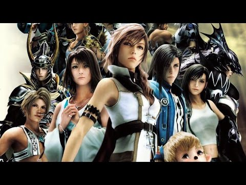 Make Top 10 Final Fantasy Video Games Pictures