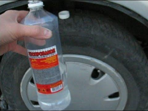 Изопропанол (изопропиловый спирт). Осушение бензобака!