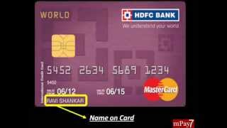 How to Make Online Credit/Debit Card Payment in India (English Audio) thumbnail