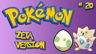 Pokemon Zeta: PK-096, Android Badge, Pokemon Egg, and Hatching Togepi!