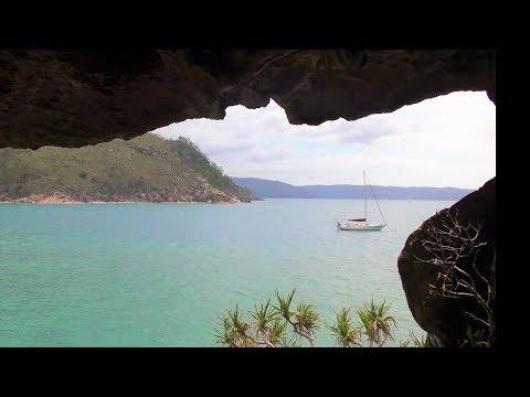 Cave Man, Cave Woman.  (Sailing SV Sarean) EP. 25