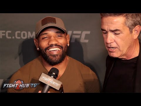 YOEL ROMERO LAUGHS WHEN ASKED ABOUT MAYWEATHER MCGREGOR 'BE INTELLIGENT GUYS'