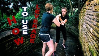 How To Use Leverage—Core JKD Self Defense Conditioning Exercise