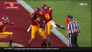 Football: USC 42, Utah 24 - Highlights (10/24/15)