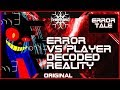 Errortale Error Sans VS Player Fight Theme Decoded Reality A FrostFM Original mp3