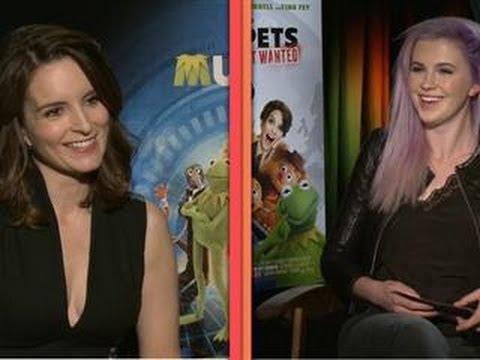 Tina Talks 'Muppet' Madness to Ireland Baldwin
