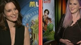 Tina Talks 'Muppet' Madness to Ireland Baldwin