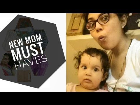 Essential products for a new mom after delivery | Maternity tips | Post pregnancy must haves