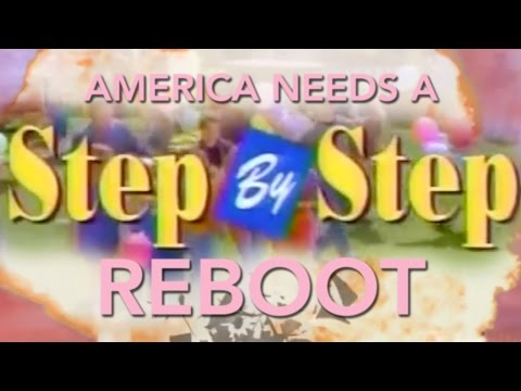 America Needs A 'Step By Step' Reboot
