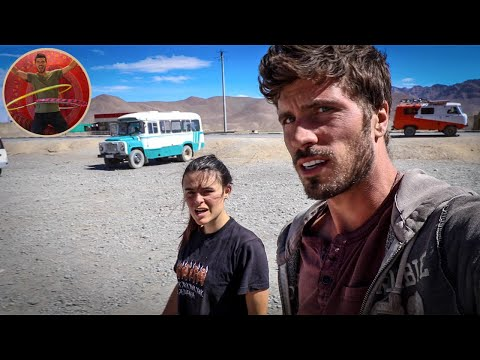 A Day In The Life traveling Tajikistan's Pamir Highway - Ep 181