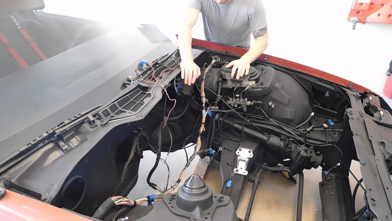82-92 Camaro Wiring Final / Exhaust Removal - YouTubeYouTube
