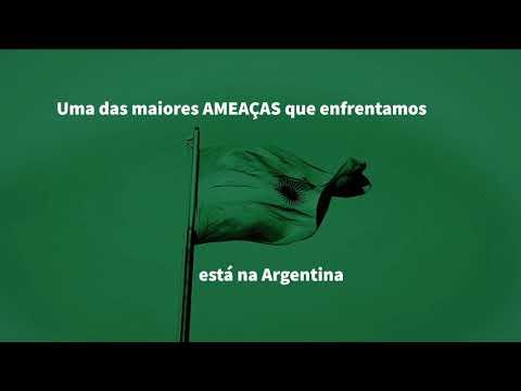 Big Pharma Drop the Case! Portuguese animation.