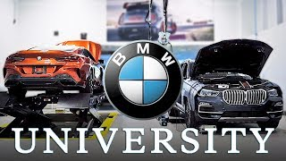 BMW University Training Center in the US