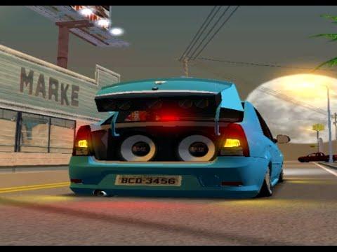 GTA SA - MCs Zaac e Jerry - Bum Bum Granada 2 + Rôle de Logan Na FIXA