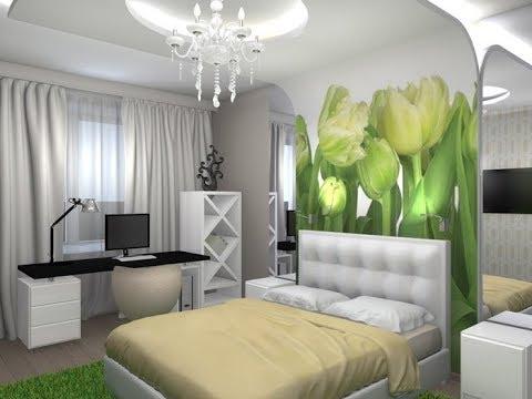 Дизайн Спальни - идеи - цвета - 2019 / Bedroom Design Color Ideas
