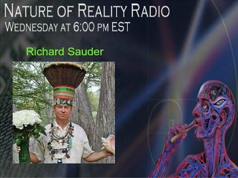 Richard Sauder: Alternate Ideas On History, Mind Control, UFO/ET, Metaphysics, & More