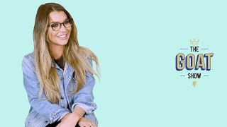 Emily Sears Picks the GOAT Golden Girl: The GOAT Show | Complex AU