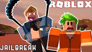 BESTER POLIZIST IM JAILBREAK!? 🚓 / Roblox - Nub the Bounty Hunter #2