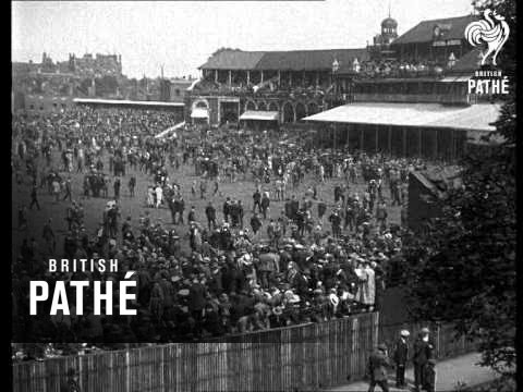 The Ashes Are Ours - Oval (1926)