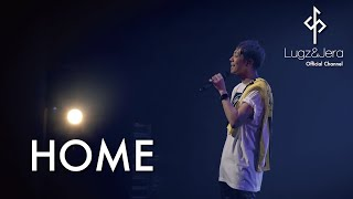 "Lugz&Jera (ラグズ・アンド・ジェラ) / 「HOME 」 from LIVE DVD ""One man LIVE 2018"""