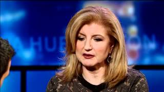 FULL INTERVIEW: Arianna Huffington