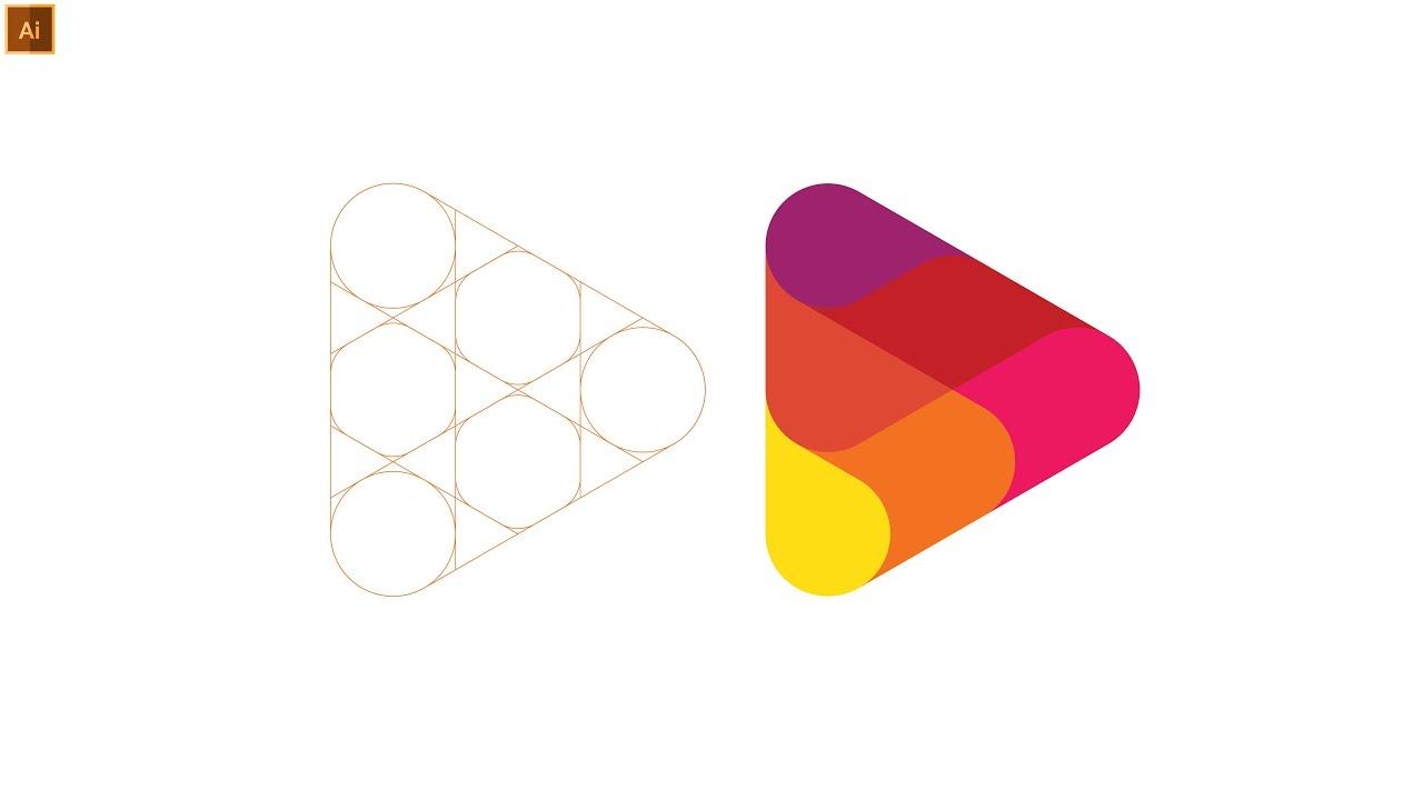Professional Logo Design In Illustrator   Modern Logo Design   Graphic Hunters
