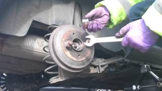 Download lagu Citroën C3 rear brake drums how to take out MP3