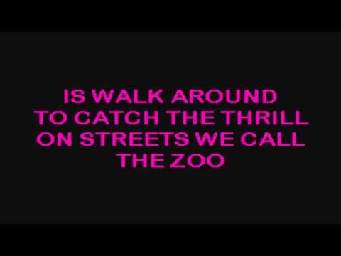 Scorpions - The Zoo (Karaoke)