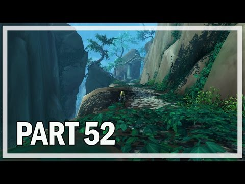 World of Warcraft Legion Walkthrough Part 52 POWER GRID PUZZLE - Let's Play Gameplay