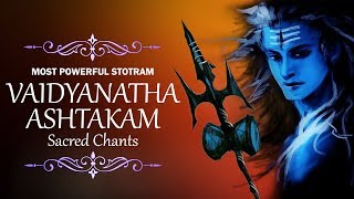 Sacred Chants for Stress Relief - Sri Vaidyanatha Ashtakam | Most Popular Shiv Mantra | Uma Mohan