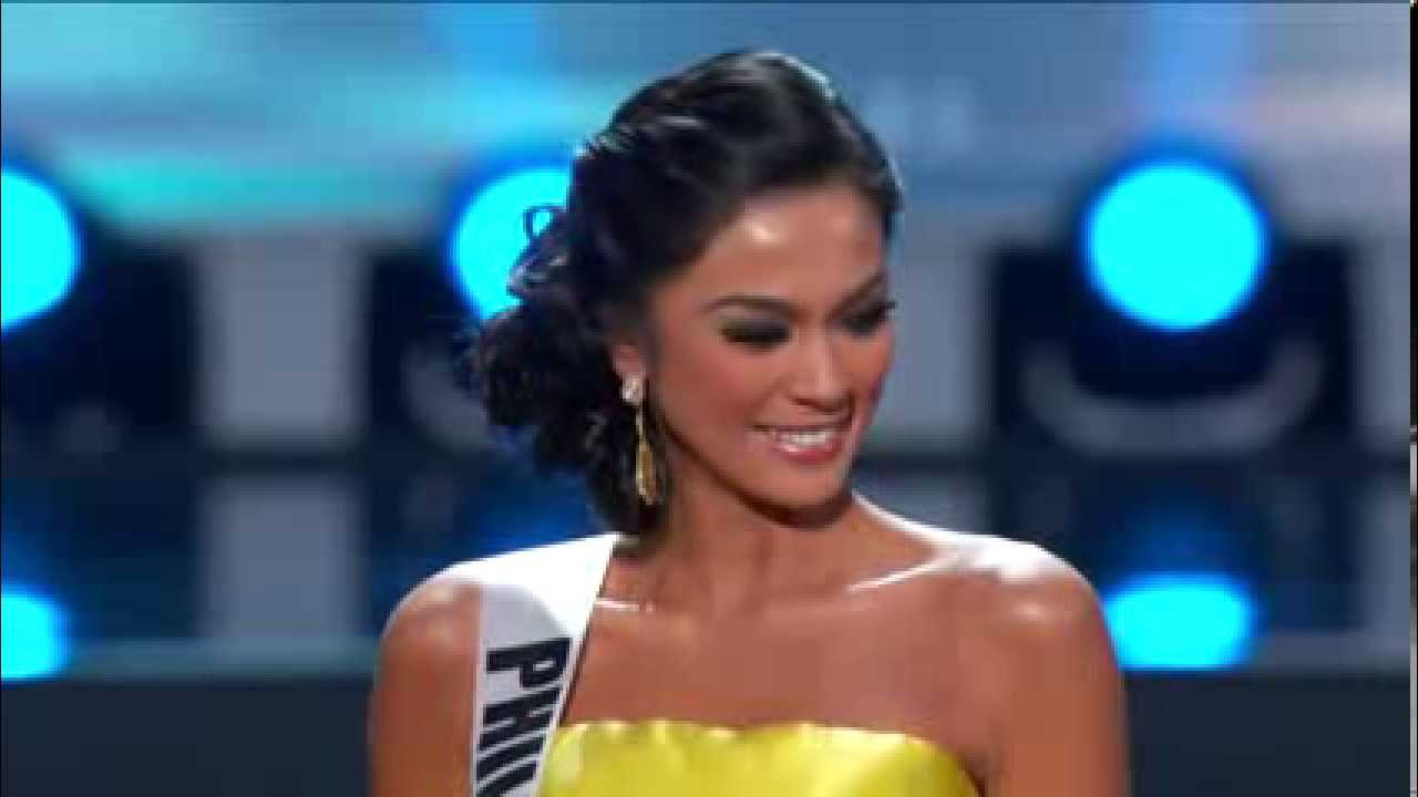2013 miss universe preliminary competition youtube