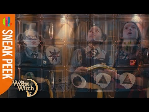 The Worst Witch | Series 3 Episode 6 | The Game