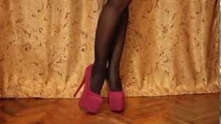 видео Розовые туфли