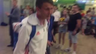 "Александр Головин: ""За что стыдно?"" / Aleksandr Golovin about defeat in Euro"