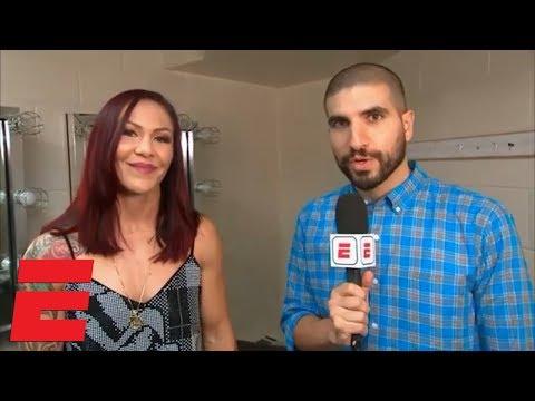 Cris Cyborg thinks Amanda Nunes will buckle under pressure   UFC 232