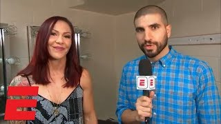 Cris Cyborg thinks Amanda Nunes will buckle under pressure | UFC 232